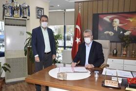 Karacabey'de Servet Somuncuoğlu Parkı da kente katkı sağlayacak