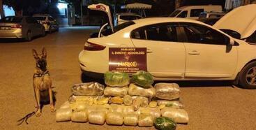 Osmaniye'de bir yılda narkotik olaylarla ilgili 225 kişi tutuklandı