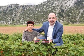 Konya Büyükşehir Belediyesinden 2020'de 7 milyon lira fide ve ekipman desteği