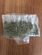 Tekirdağ'da otomobilde arama yapan polis, sağlık çantasında bonzai buldu