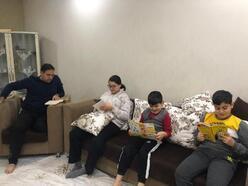Kızıltepe'de 'Eğitim uzaktan kitap yakından' projesi