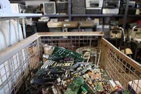 Elektronik atıkları geri dönüşüme kazandıracak yeni proje