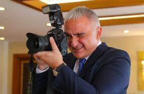 Bakan Ersoy, TFMD Yönetim Kurulunu kabul etti