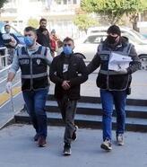 Otomobillerden ses sistemi çalan hırsız tutuklandı