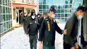 Yasa dışı bahiste  26 tutuklama