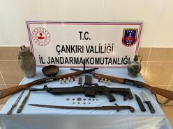 Çankırı'da tarihi eser operasyonu: 2 gözaltı