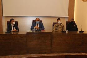 Reyhanlı İdare Kurulu Toplantısı yapıldı