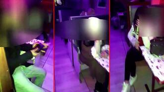 Eğlence merkezine baskın! 11 kişi yakalandı
