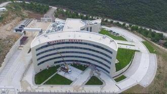 Orhangazi Devlet Hastanesi, 2020'de 185 bin 463 kişiye şifa dağıttı