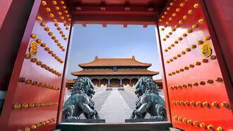 Pekin'in gizemli sarayı: Yasak Şehir