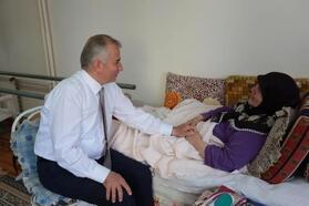 Evde Bakım ve Sağlık Merkezi 40 binden fazla vatandaşa ulaştı