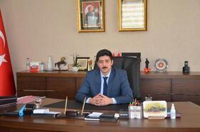 Kaymakam Erdoğan göreve başladı