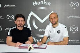 Manisa'da Mehmet imzaladı