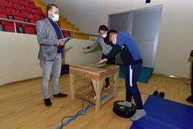 Osmaniye'de 'sportif yetenek taraması'