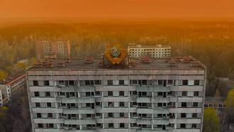 Bir gecede hayalet kente dönen Pripyat