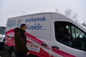 Tuzla'da son 4 günde 8 bin kişilik sıcak yemek dağıtıldı