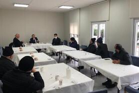 Süleymanpaşa'da din görevlilerini bilgilendirme toplantıları sürüyor