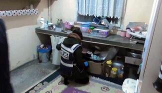 Osmaniye'de uyuşturucu operasyonu: 12 gözaltı