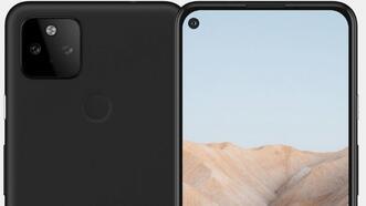 Google Pixel 5a modelinin tasarımı sızdırıldı