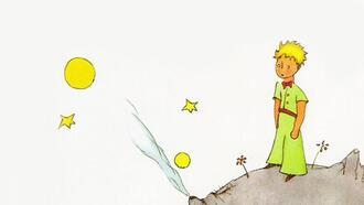 Küçük Prens Hikayesi Oku: Küçük bir prens varmış…