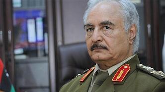 İngiliz general, Libya'da savaş ağası Hafter'in planını bozdu