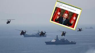 Son dakika... Yunanistan çılgına döndü! 'Erdoğan adını değiştirdi'