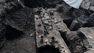 Trabzon'da dev keşif! İmparator Hadrianus dönemine ait