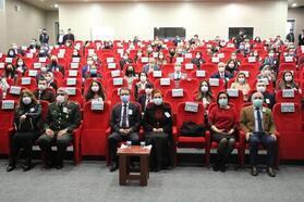 Çankırı'da, 'En İyiNarkotikPolisi Anne Projesi'nin tanıtımı yapıldı