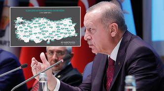 Son dakika haberleri: Kritik veriler Erdoğan'ın masasında! İşte normalleşmeye en yakın 30 il