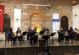 Osmangazi Belediyesi'nden Kadınlar Günü konseri