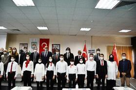 İstiklal Marşı'nın 100. yıl dönümünde İznik'te etkinlikler düzenlendi