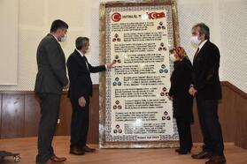 Kırıkkale'de, Mehmet Akif Ersoy anıldı