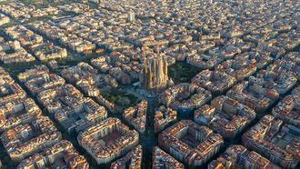 Akdeniz'in incisi Barcelona