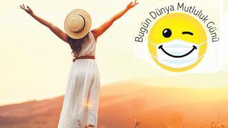 'Mutlu' olmayı hatırlayın