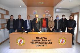 Başkan Sadıkoğlun'dan, MGTC'ye hayırlı olsun ziyareti