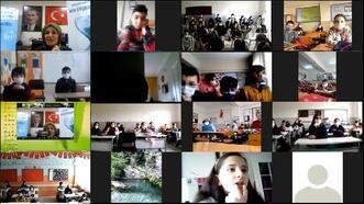 10 bin öğrenciye iklim değişikliği eğitimi