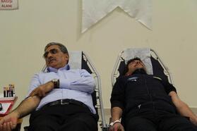 Konya Şeker'den kan bağışı