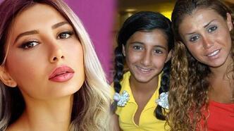 Türkücü Ceylan'ın kızı Melodi, estetikle bambaşka biri oldu