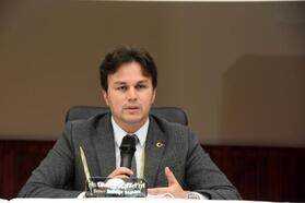 Demre Belediyesi'nin nisan meclisi yapıldı