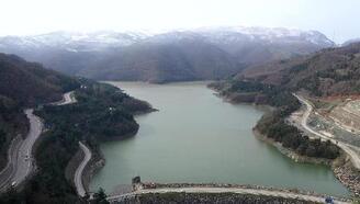 Bursa'da barajlar doldu, kuyular devre dışı kaldı