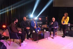 Keşan'da, 8 Nisan Dünya Romanlar Günü online konseri