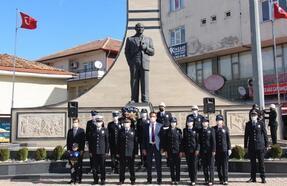 Bucak'ta Polis Haftası kutlandı