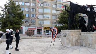 Burdur'da Polis Haftası kutlamaları