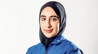 İlk kadın Arap astronot