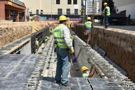 Yenişehir'e 13 milyon liralık altyapı yatırımı yapıldı