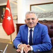 Kayseri'de seçmenin 67,4'ü Başkan Büyükkılıç'ı başarılı buldu