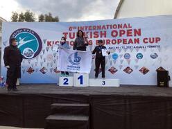 Bağcılar'ın sporcuları Kick Boks Avrupa Kupası'ndan birincilikle döndü