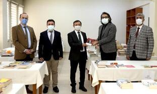 ERÜ'den tutuklu ve hükümlüler için kitap kampanyası