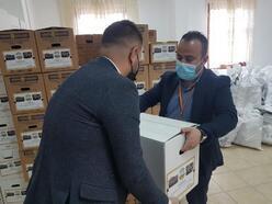 İncesu Belediyesi'nden 3 bin aileye iaşe yardımı