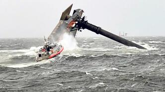 ABD'de tekne alabora oldu: 12 kişi kayıp